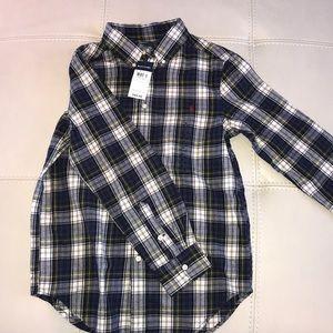 Polo Ralph Lauren Boys Button-Down shirt NWT